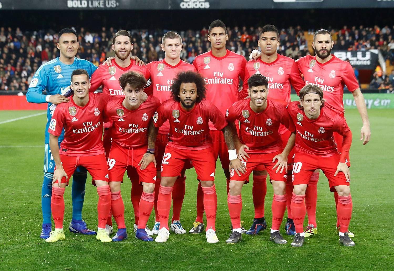 Валенсия команда футбола