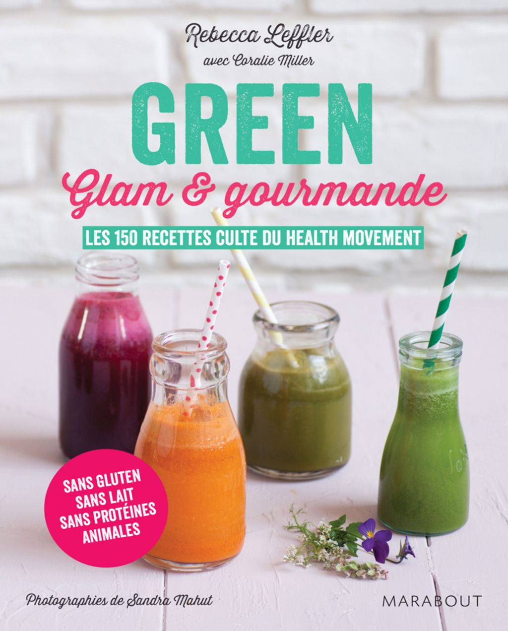 Green  glam et gourmande (eBook)