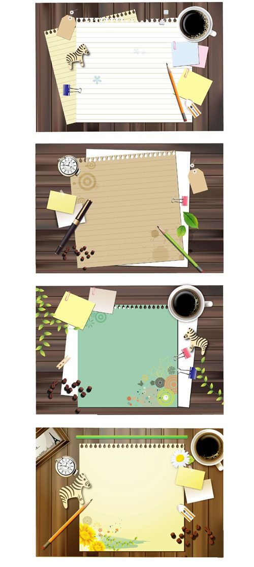 Paper notebooks vector download scrapbooking Pinterest Free - notebook paper download