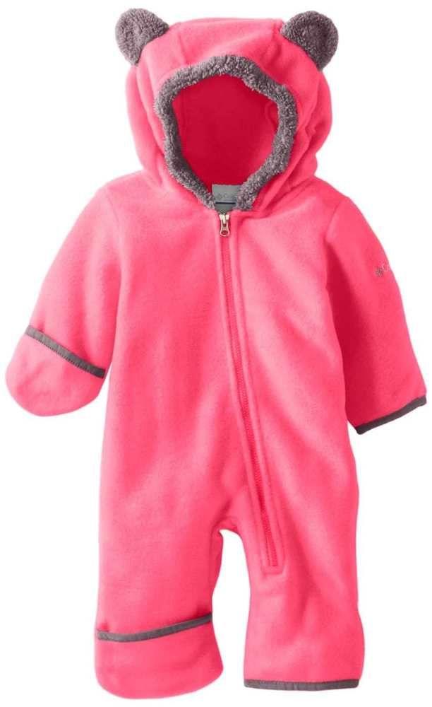 40b033192ebf Columbia Infant Tiny Bear II Cold Weather Fleece Bunting