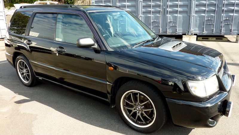 2001 Subaru Legacy B4 Tommy Kaira Edition 104 304km Jdmbuysell Com Subaru Subaru Forester Subaru Legacy