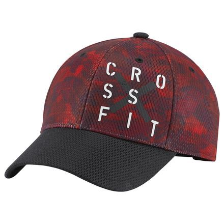92391407a15 Reebok Unisex CrossFit Baseball Cap in Primal Red Size OSFM - Training  Accessories