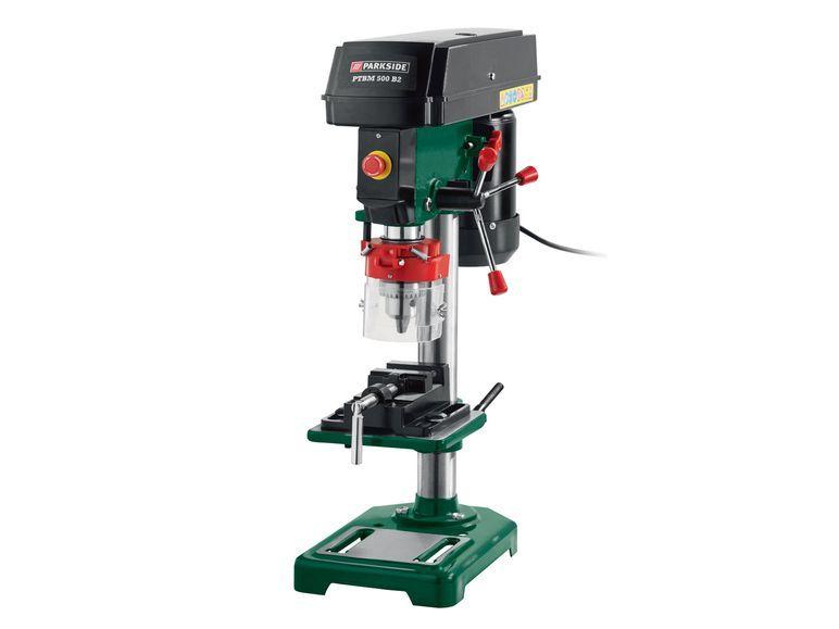 Parkside tischbohrmaschine ptbm 500 b2 1 lidl pinterest for Oficinas lidl