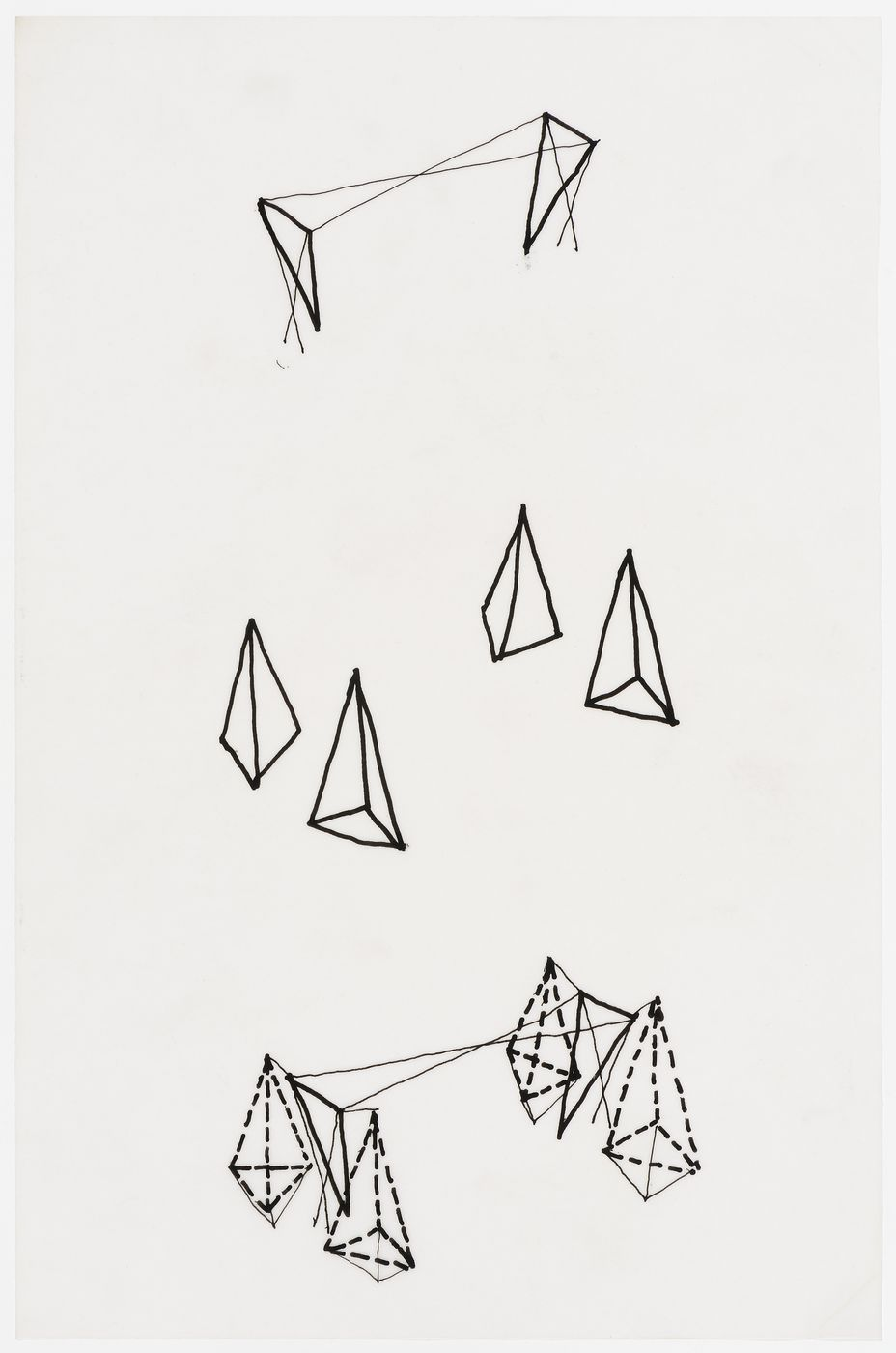 Zoo Line Art : Conceptual sketches for the aviary at london zoo