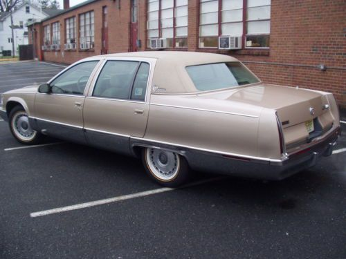 1996 fleetwood brougham for sale