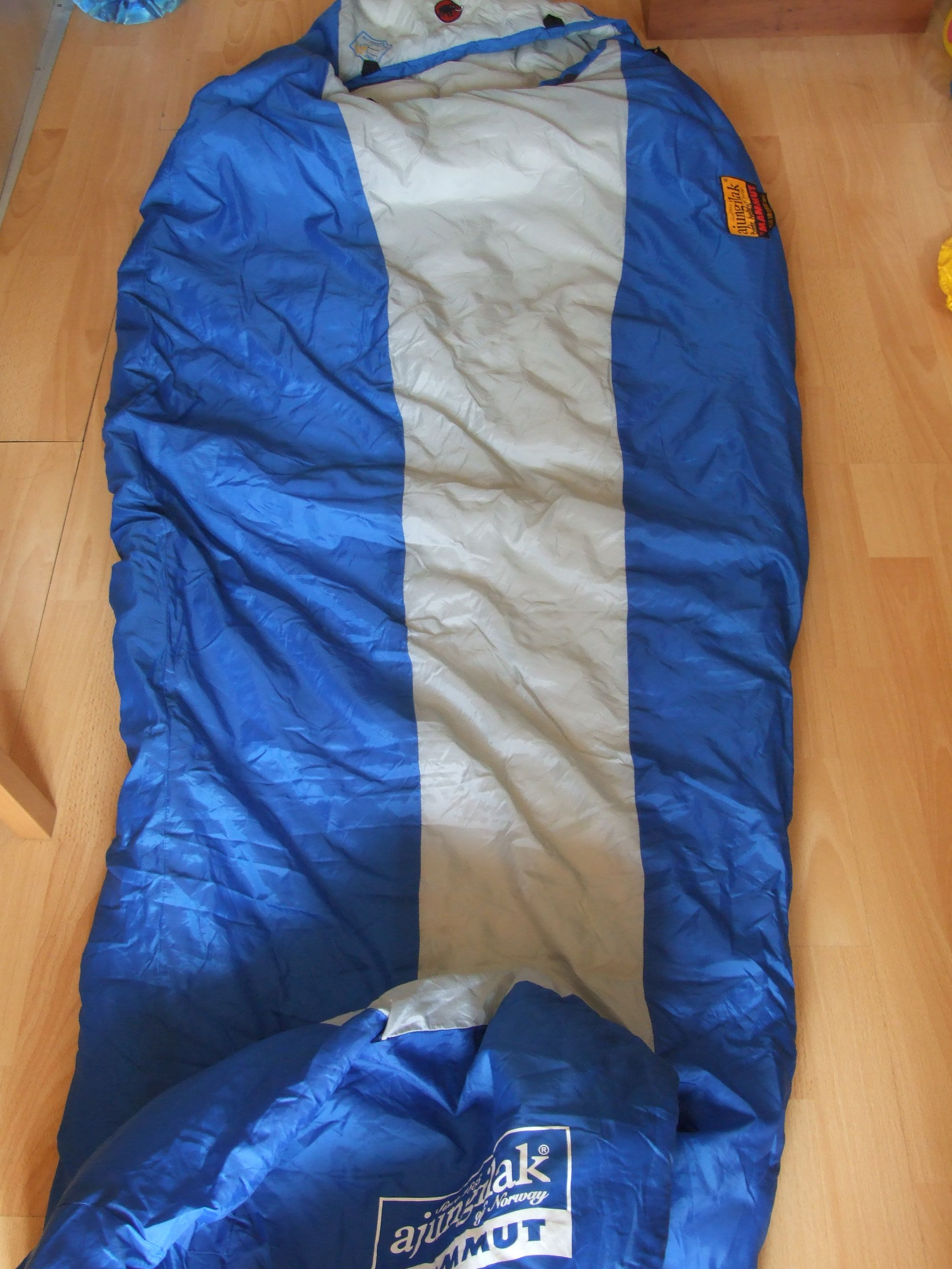 Sport e tempo libero Sleep Comfort Letti e accessori da campeggio Mammut Air Pillow