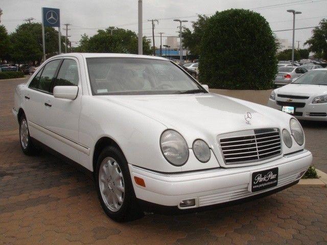 Mercedes white e320 2004 1998 mercedes benz e class e320 for Mercedes benz dealership dallas texas