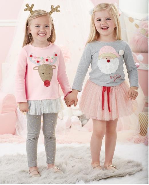 Mud Pie Reindeer tunic legging set - Mud Pie Reindeer Tunic Legging Set Baby Apparel Pinterest