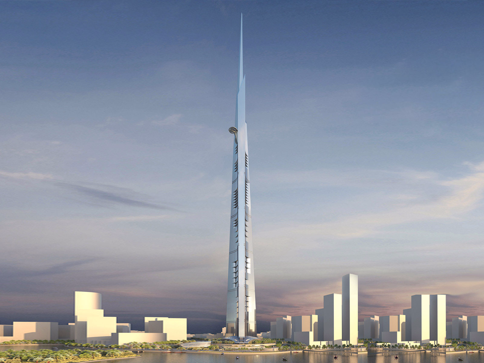 The Tallest Building In The World Jeddah Tower Is 5280 Ft And Coming In 2019 Tower Jeddah Tower Tallest Building In The World