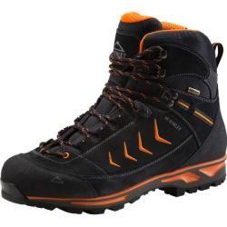 Mckinley Herren Trekkingstiefel Annapurna Aqx, Größe 40 in Schwarz/Orange, Größe 40 in Schwarz/Orang #wintergrunge