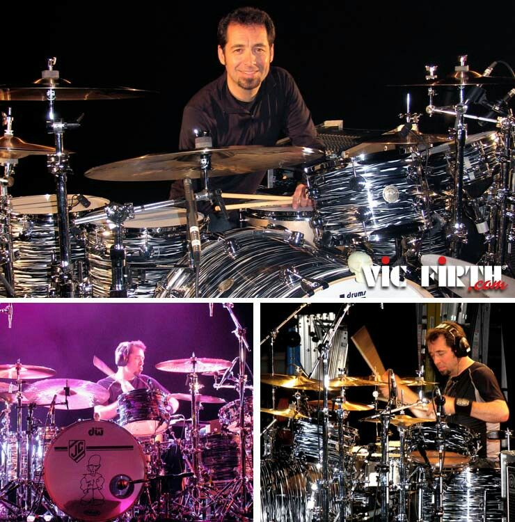 Jeff Campitelli One Of Satriani S Best Drummers Drummer Drums