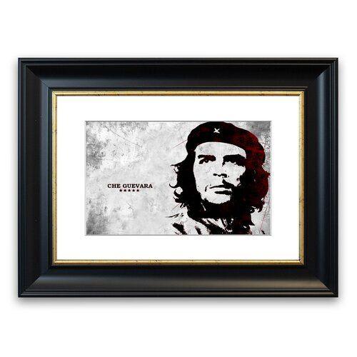 East Urban Home Gerahmter Fotodruck Che Guevara | Wayfair.de