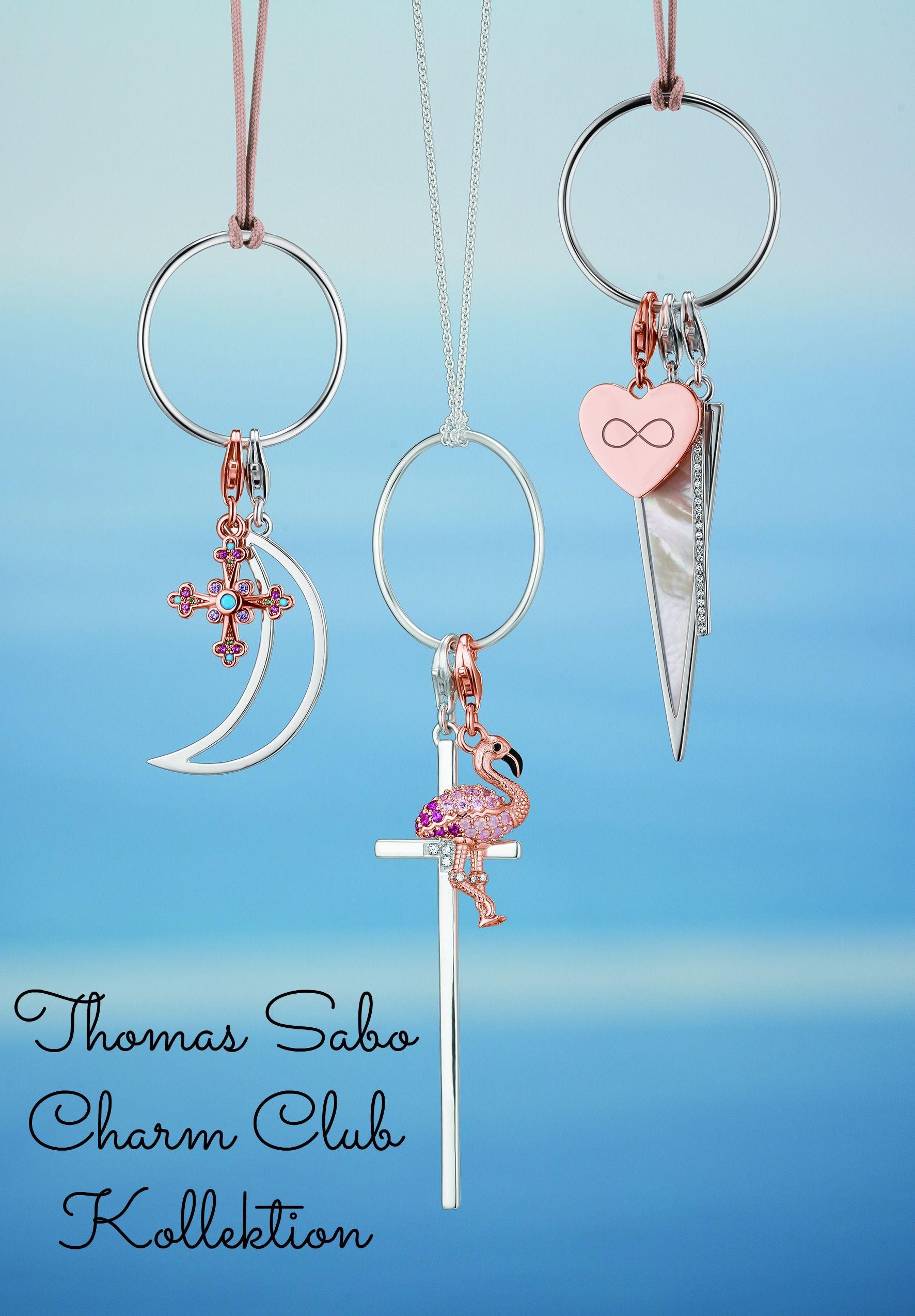Thomas Sabo Richtet Design Und Look Der Charm Club Kollektion Neu Aus Mit Bildern Thomas Sabo Thomas Sabo Charm Kette Thomas Sabo Charms