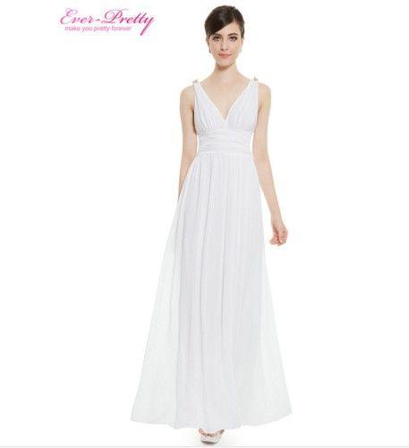 Večerní šaty Vestido de Renda – bílé- VELIKOST 36 Na tento produkt se  vztahuje nejen zajímavá sleva cd04f4bf45