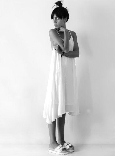 Le parfait total look blanc #11