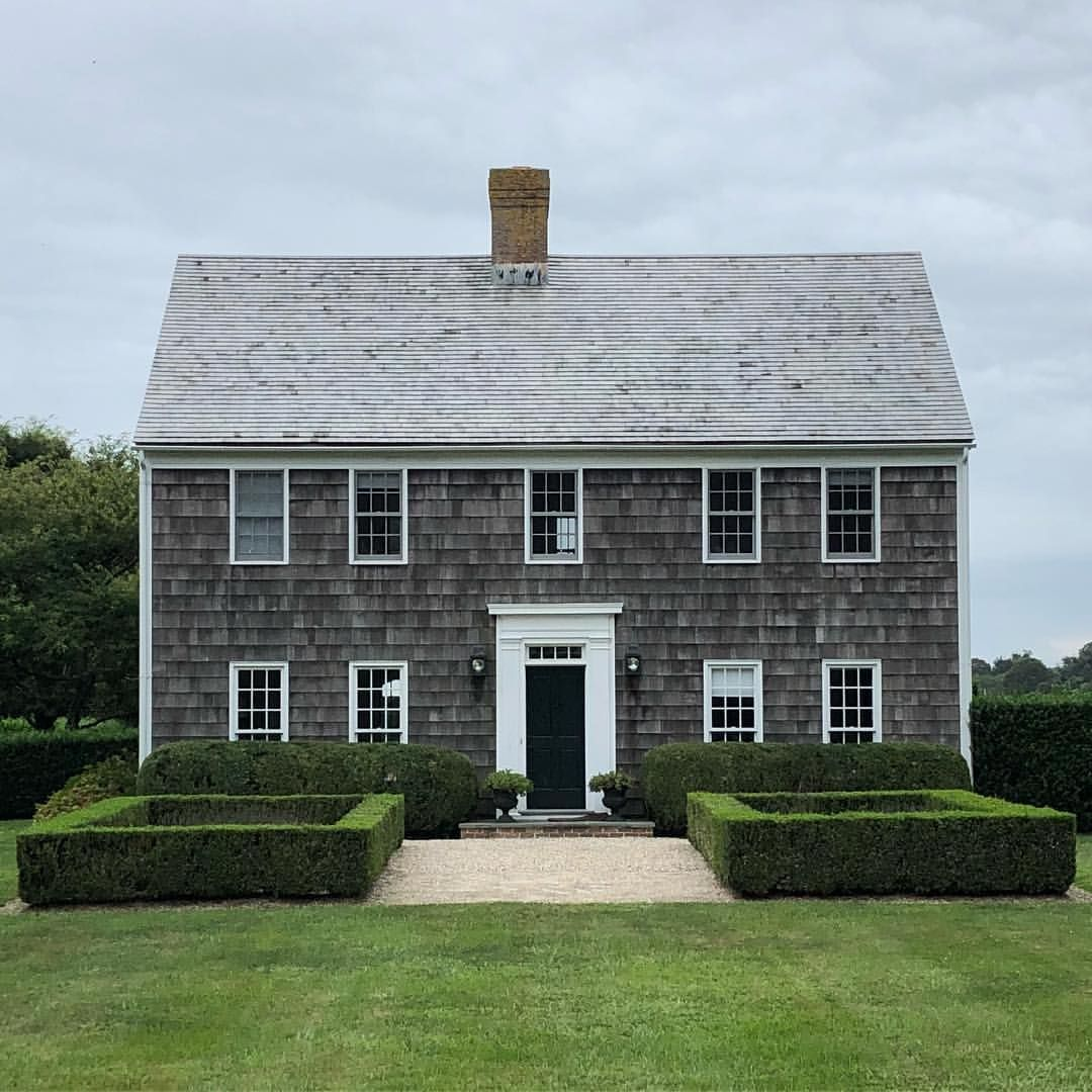 Colonial Home Design Ideas: Pin By Suzan Atkinson-Haverty On Mass & NE Early American