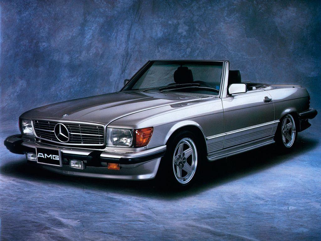 Connu 1981–85 AMG 500 SL (R107) | Mentalität | Pinterest | Mercedes benz  LC61