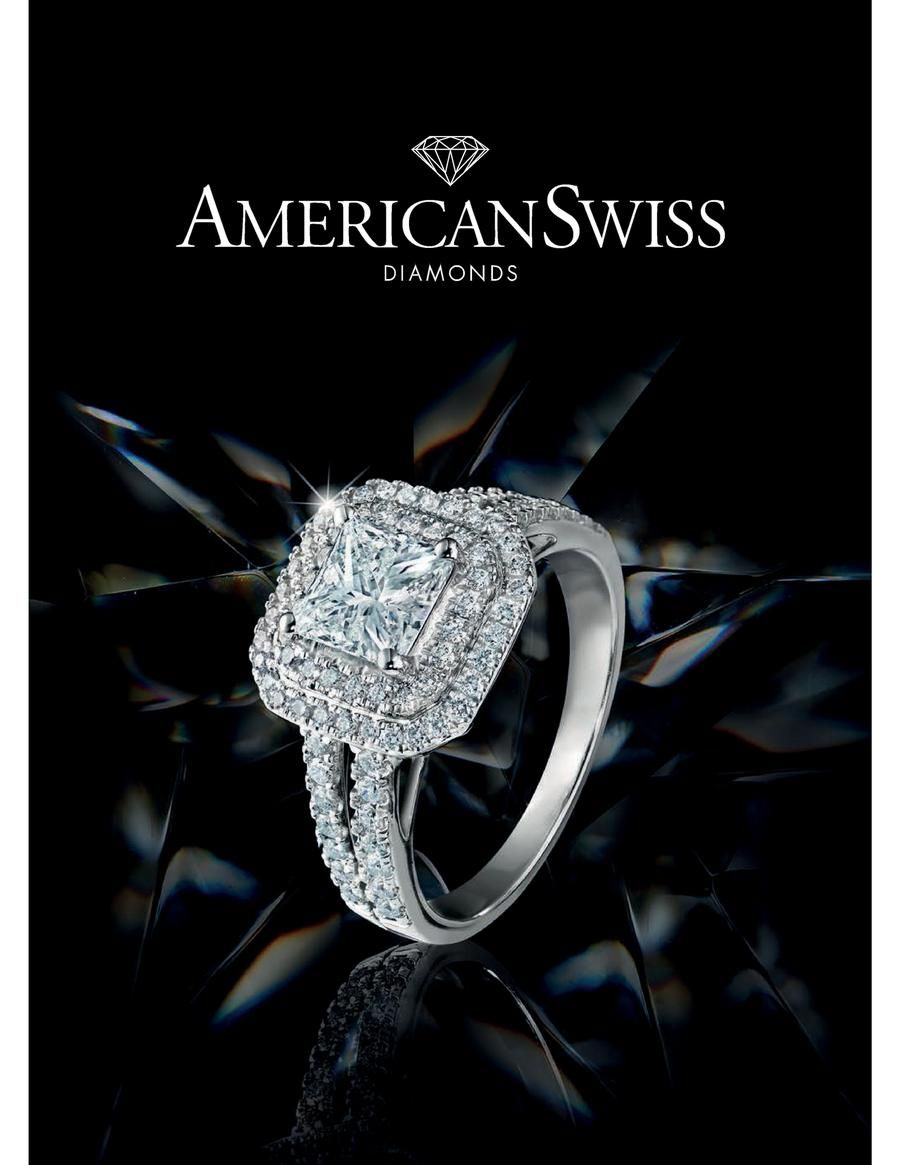 American Swiss Wedding Rings In 2020 Halo Engagement Ring Wedding Band Couple Wedding Rings Blue Sapphire Wedding Ring