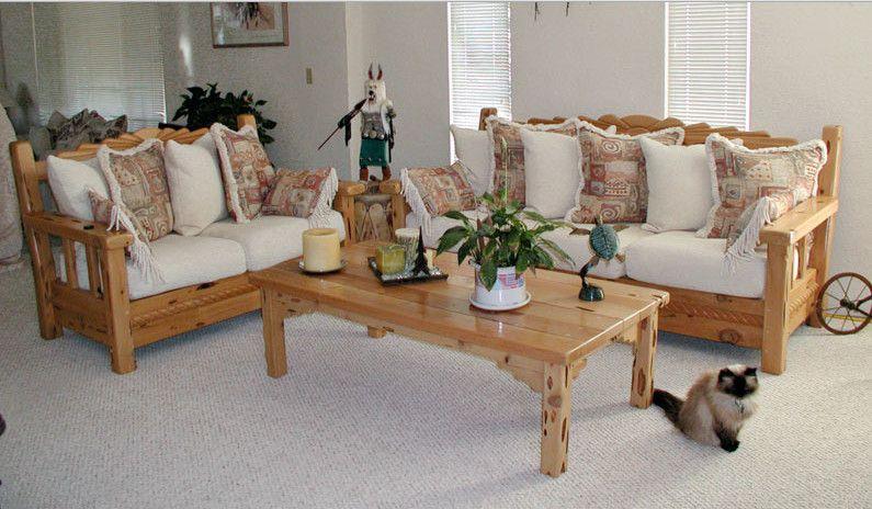 All Wood Sofa In The Interior Room Sofa Set Designs Wooden Sofa