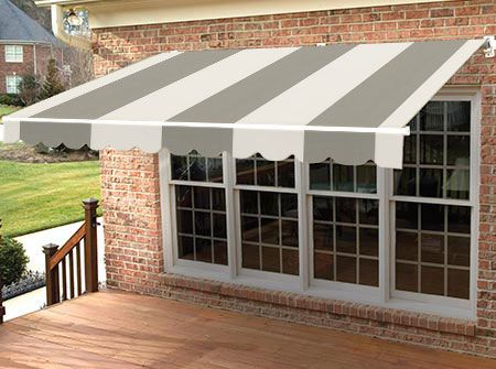 Retractable Awnings | Retractable awning, Diy awning ...