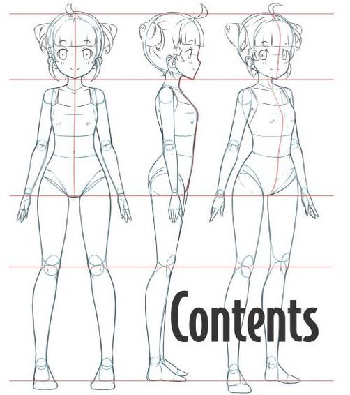 Female. Child. Anatomy | art tutorials | Pinterest | Anatomy, Child ...