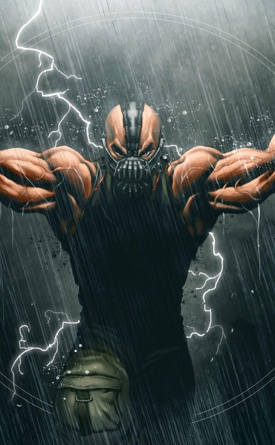 Bane Movie Villain Marvel Comics Art 950x1534 Wallpaper Bane Batman Marvel Comics Art Comic Villains