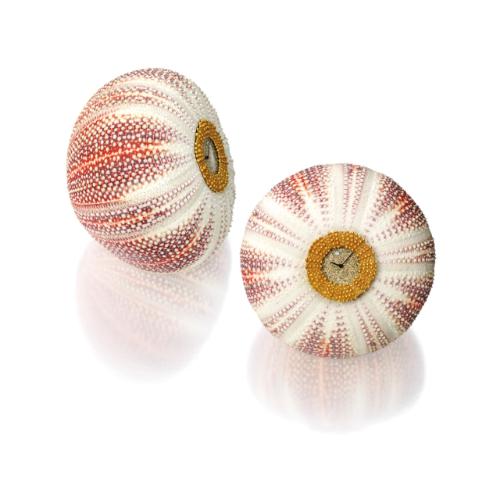 Sea Urchin Clock, JAR | lot | Sotheby's