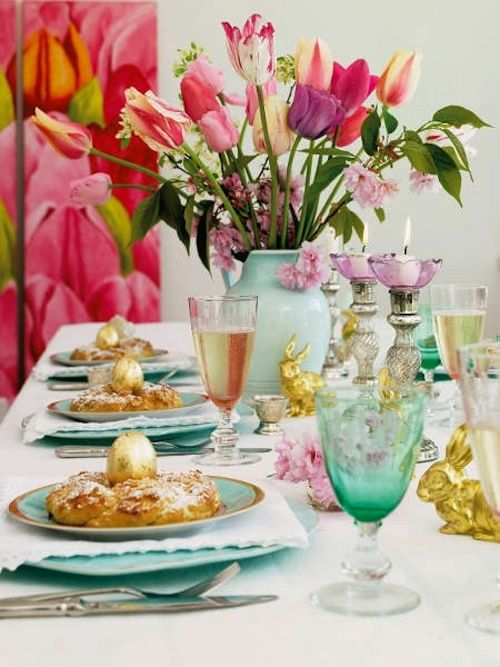 Creative Brunch Table Setting Ideas For Mother S Day Easter