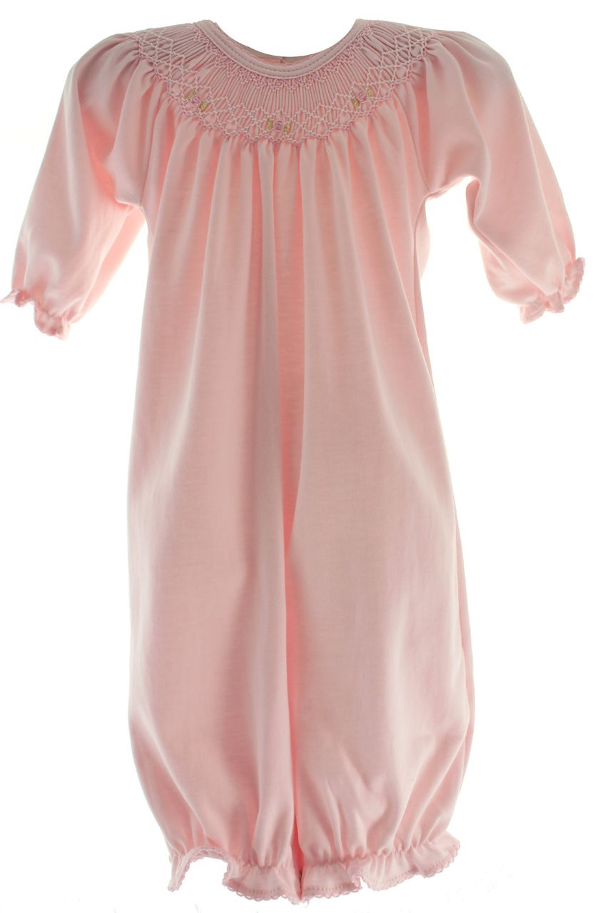 Hiccups Childrens Boutique - Petit Ami Newborn Baby Girls Pink ...