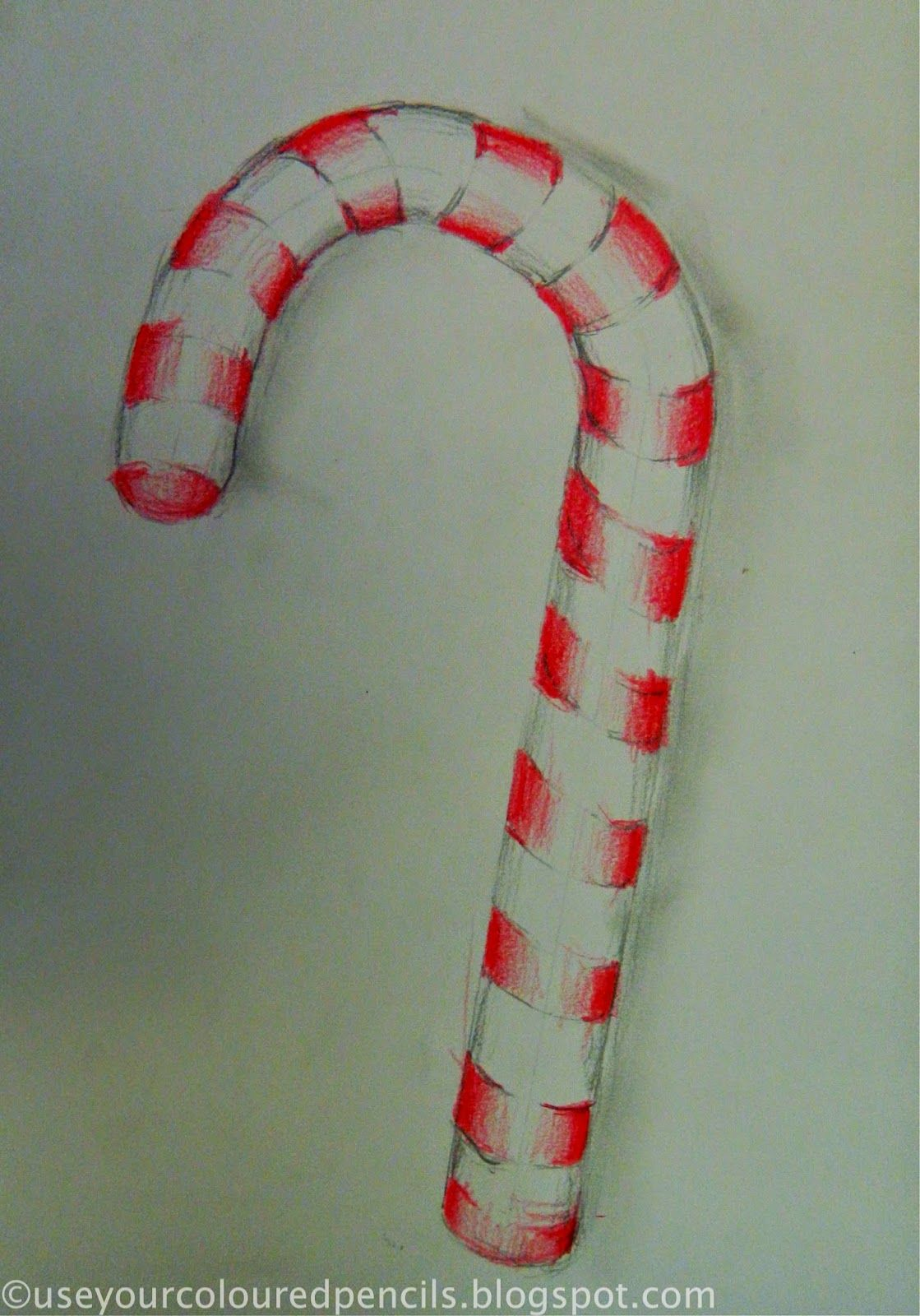 Candy Cane Drawings With Images Candy Drawing Candy Cane