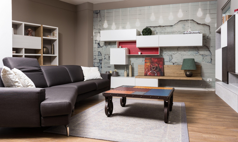 L\'arredamento dello spazio living definisce la vostra casa e ...