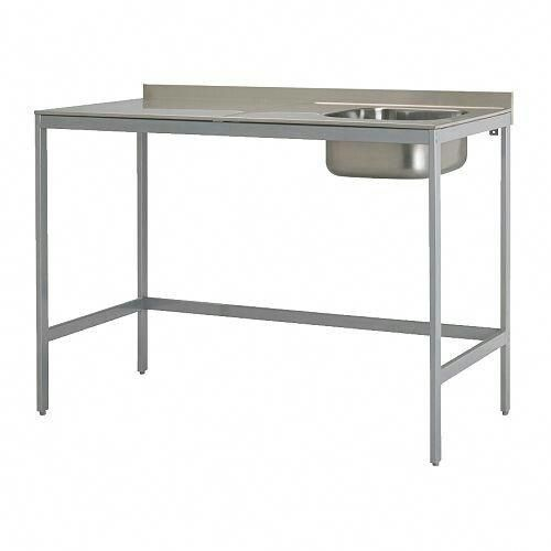 Ikea Stainless Steel Bench With Sink