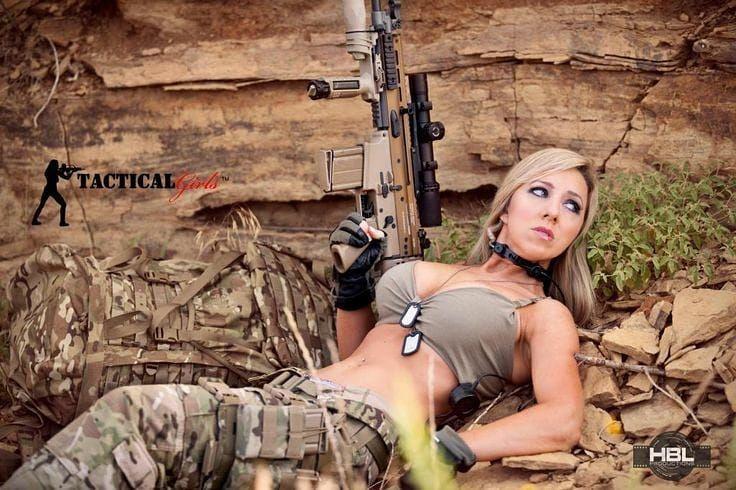 @miltery beauties #beutiful #hotgirlsummer #fitness #fitnessmotivation #followformore #guns