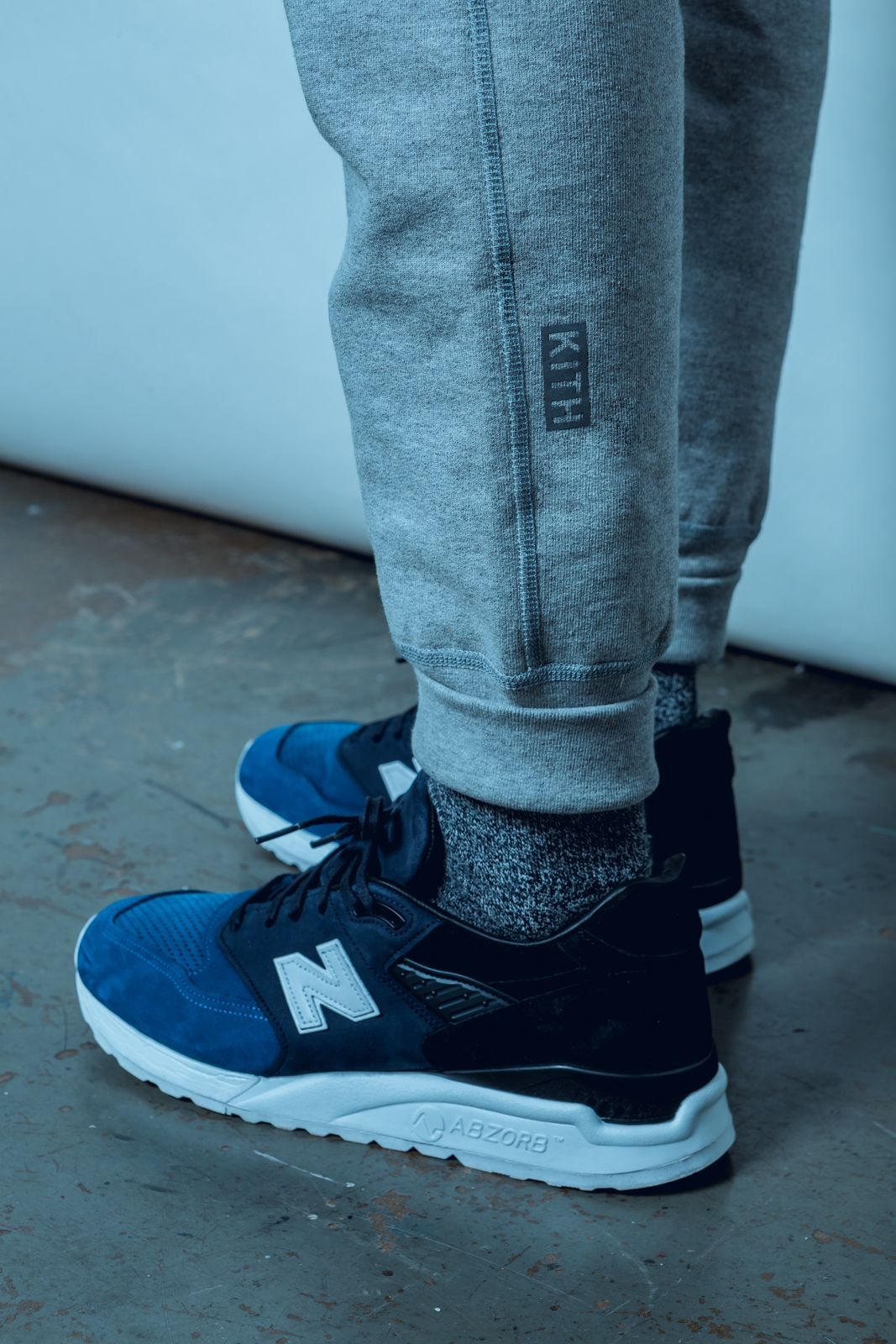 KITH x New Balance  City Never Sleeps   09c88899a3