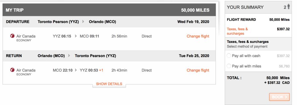 Cheap flights from Toronto (YTO), Ontario to Bethlehem