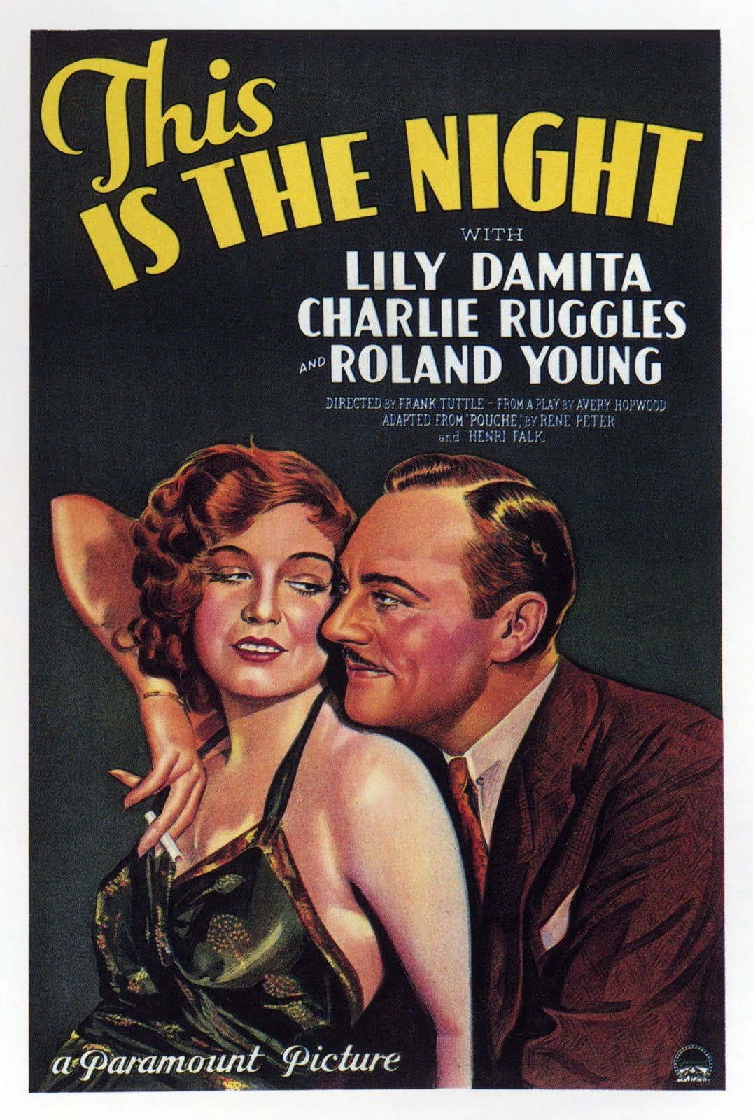 This Is The Night 1932 Film  This Is The Night 1932 -3865