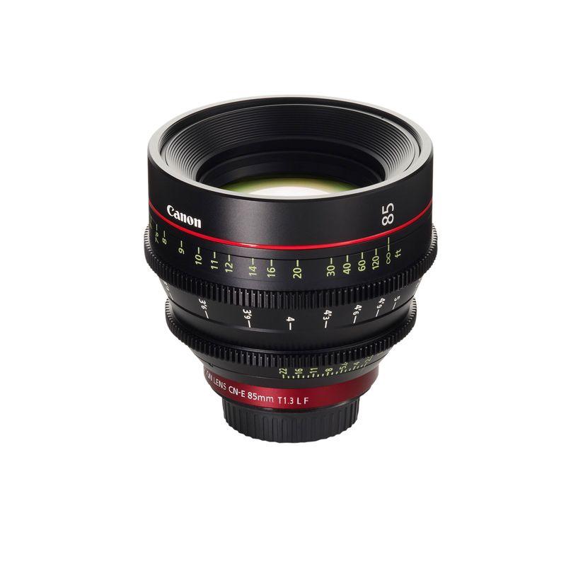 Canon Cn E85mm T1 3 L F Objektiv Objektiv Filmkameras Festbrennweite