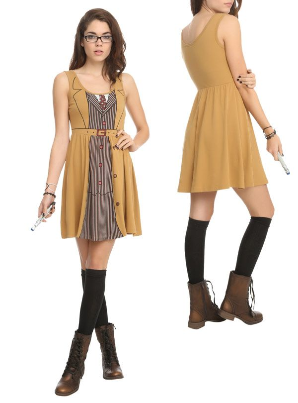 Doctor Who Tenth Doctor Costume Dress | Vêtements