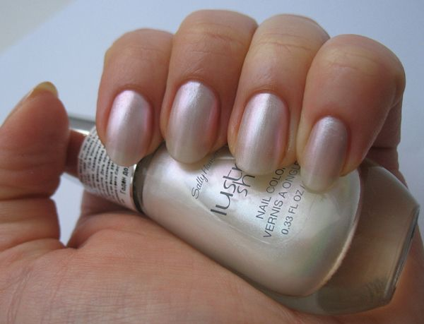 Sally Hansen Lustre Shine In Moonstone Thank You Morgan 3