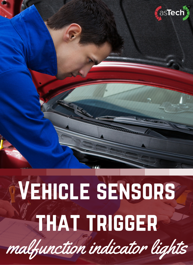 Car Sensors Connecting to the Malfunction Indicator