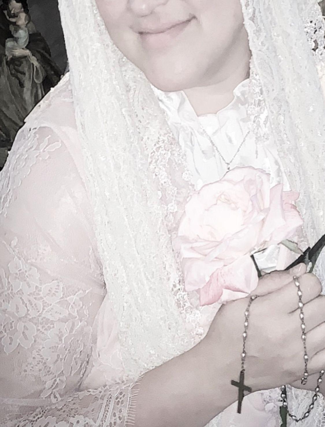 Catholic Inspiration image by AnnaMarie Dresses, Wedding