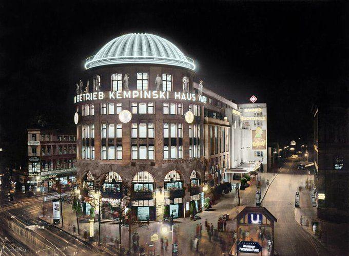 Kinoprogramm Potsdamerplatz