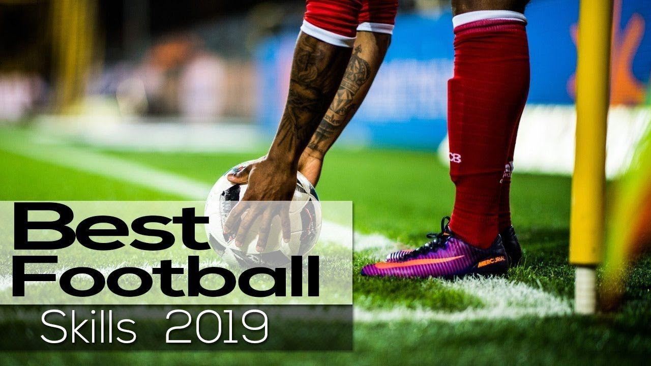 Best Soccer Football Skills 2019 Best Football Skills Ronaldo Skills Skills