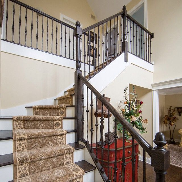 Staircase Ideas For Your Hallway That Will Really Make An: What Better Way To Make A Good First Impression By