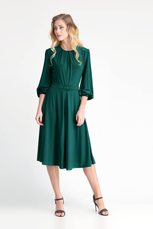 Isla Double Pleated Dress Afternoon Dress Dresses 70s Fashion Dresses [ 1500 x 1000 Pixel ]