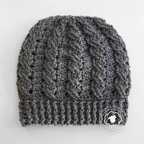 Ravelry Vina Pattern By Harlee Wentworth Crochet Hat Beanie