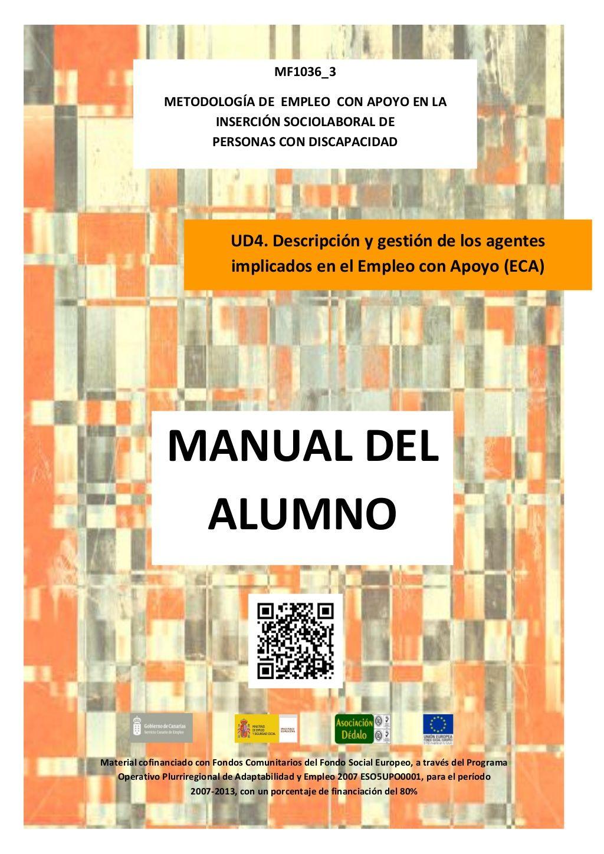 Manual del alumno 10032014 by Maribel via slideshare   laboral ...