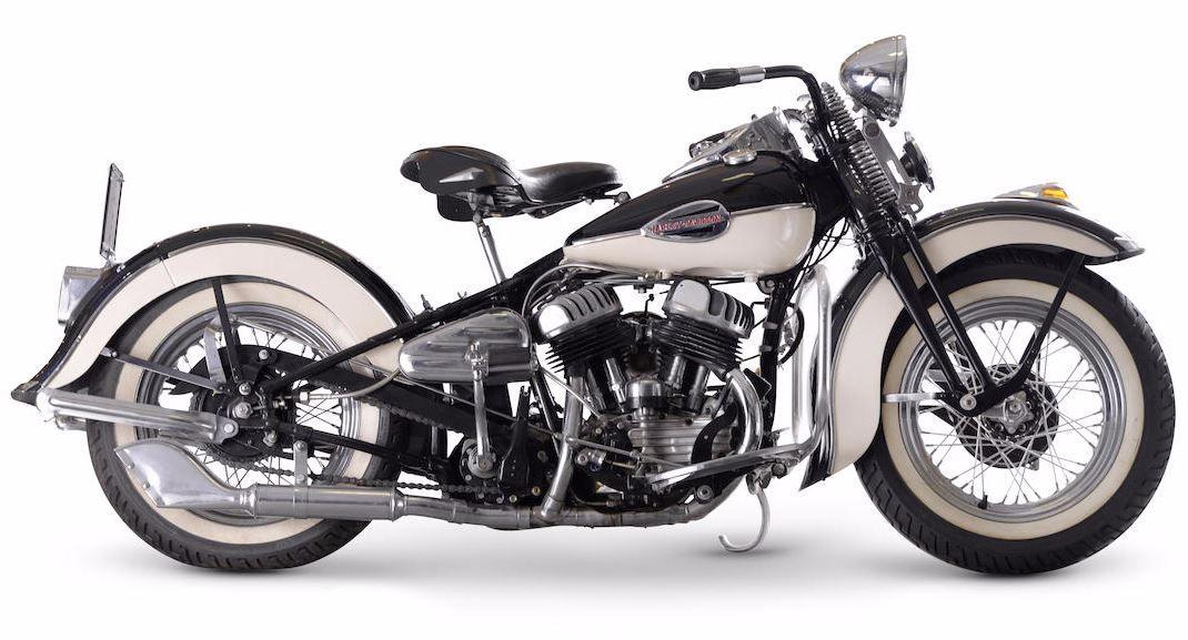 Harley Davidson: 1942 HARLEY-DAVIDSON 739CC WLA