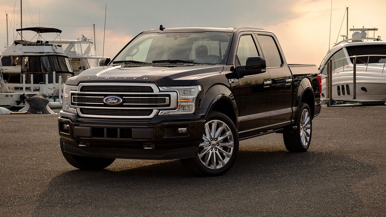 Raptor Powered Ford F 150 Limited Coming For 2019 Ford F150