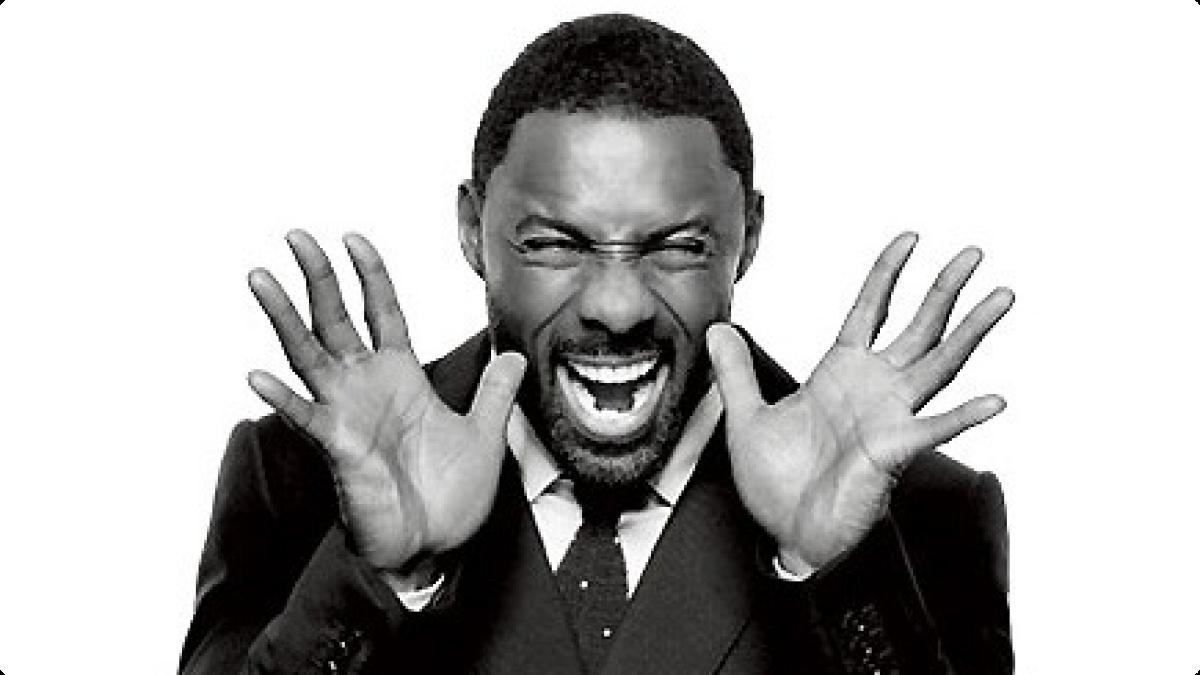 Idris Elba Covers Esquire Magazine Idris Elba Elba Black Is Beautiful